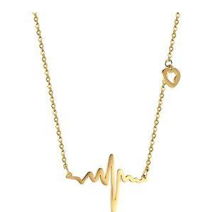 Jewelry - Heartbeat necklace